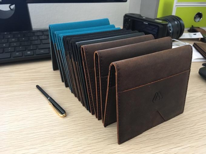 新加坡 Mark Bifold 真皮RFID錢包27