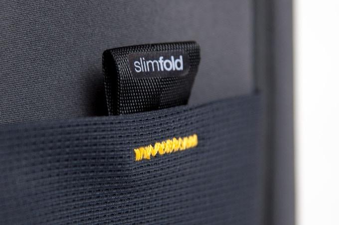 美國 Slimfold 摺得埋纖型背包3
