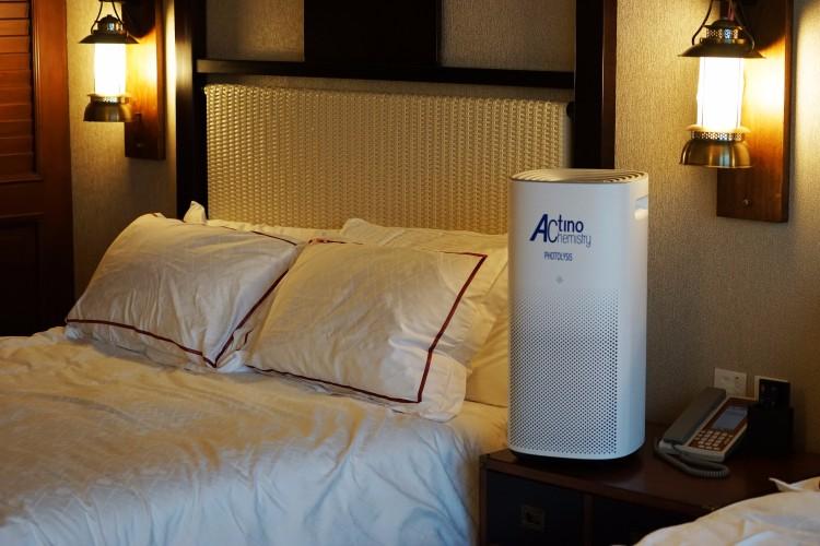 1香港Actino空氣淨化機