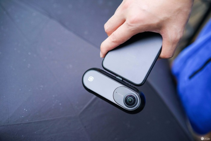 10Insta360 ONE全景相機