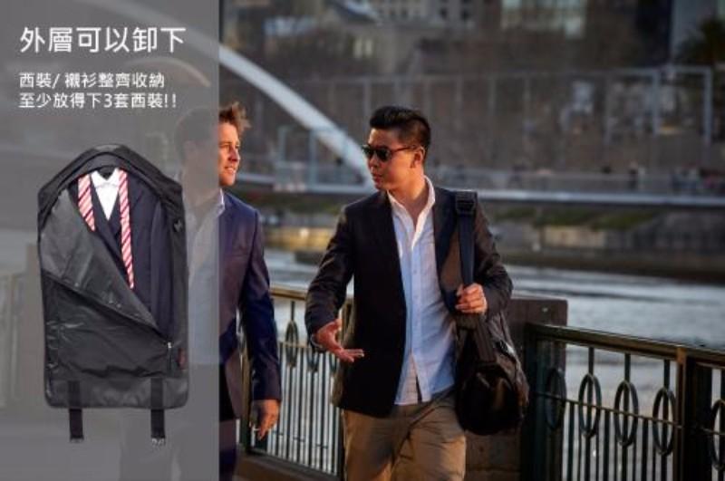 11澳洲Henty Design 多功能旅行包