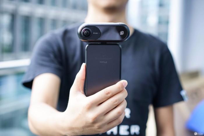 11Insta360 ONE全景相機