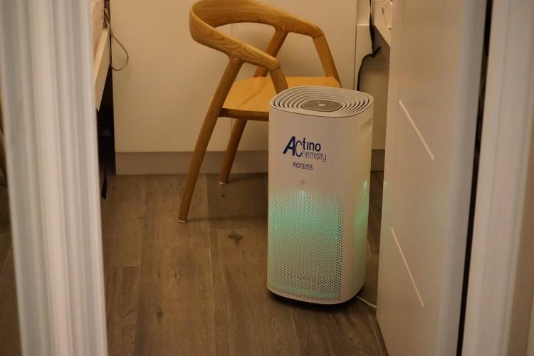2香港Actino空氣淨化機