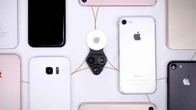 20RevolCam™ 三合一手機外置鏡頭組