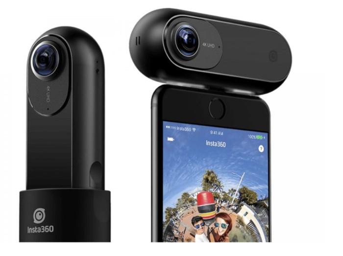 21Insta360 ONE全景相機