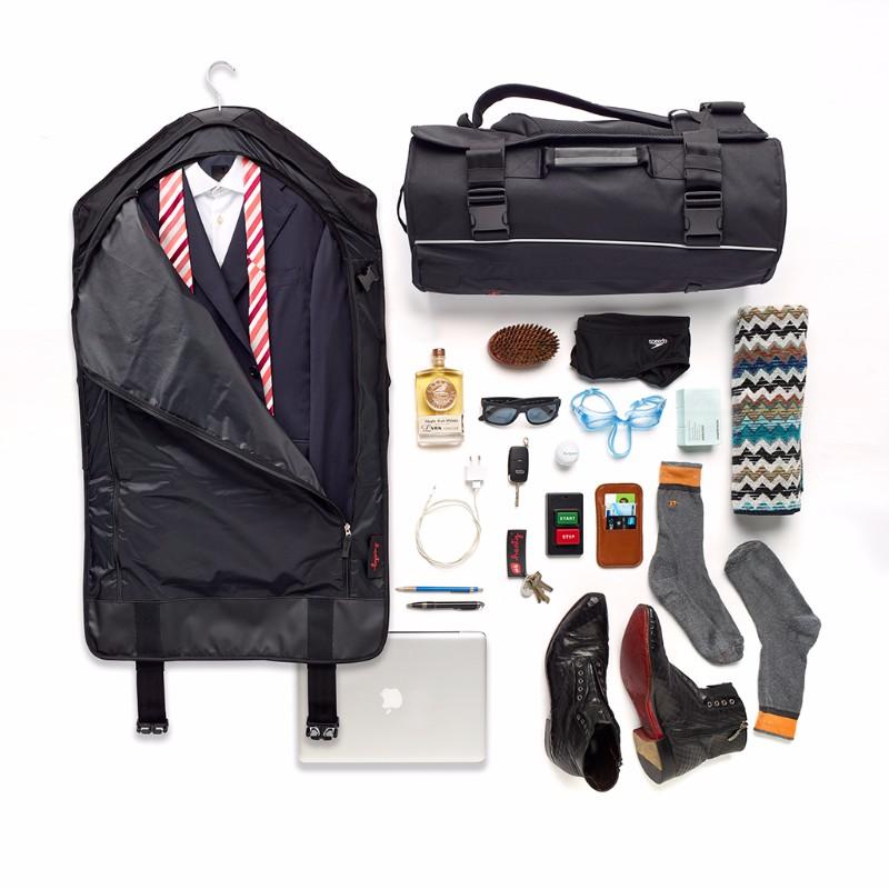 23澳洲Henty Design 多功能旅行包