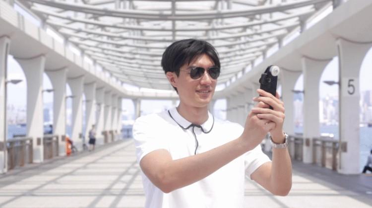 23RevolCam™ 三合一手機外置鏡頭組