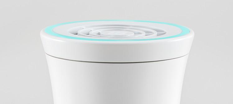 24美國Wynd便攜式智能空氣淨化機
