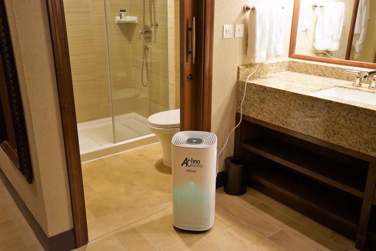 3香港Actino空氣淨化機