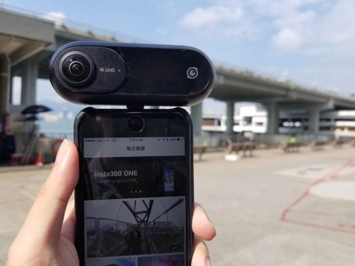 5Insta360 ONE全景相機6