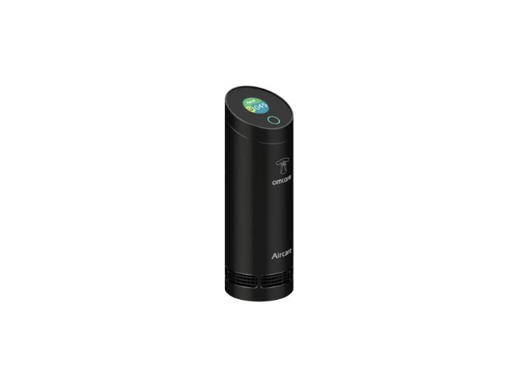 6台灣Omcare便攜式顯示屏空氣清淨機
