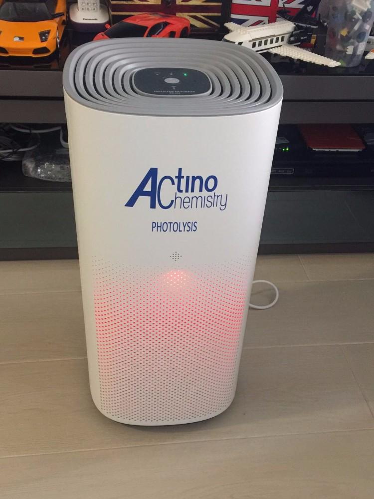7香港Actino空氣淨化機7