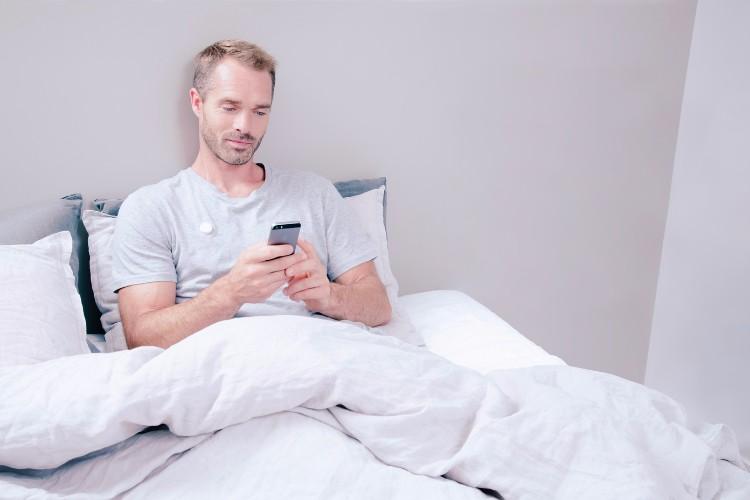 9法國SLEEPSENSOR智能睡眠追踪器