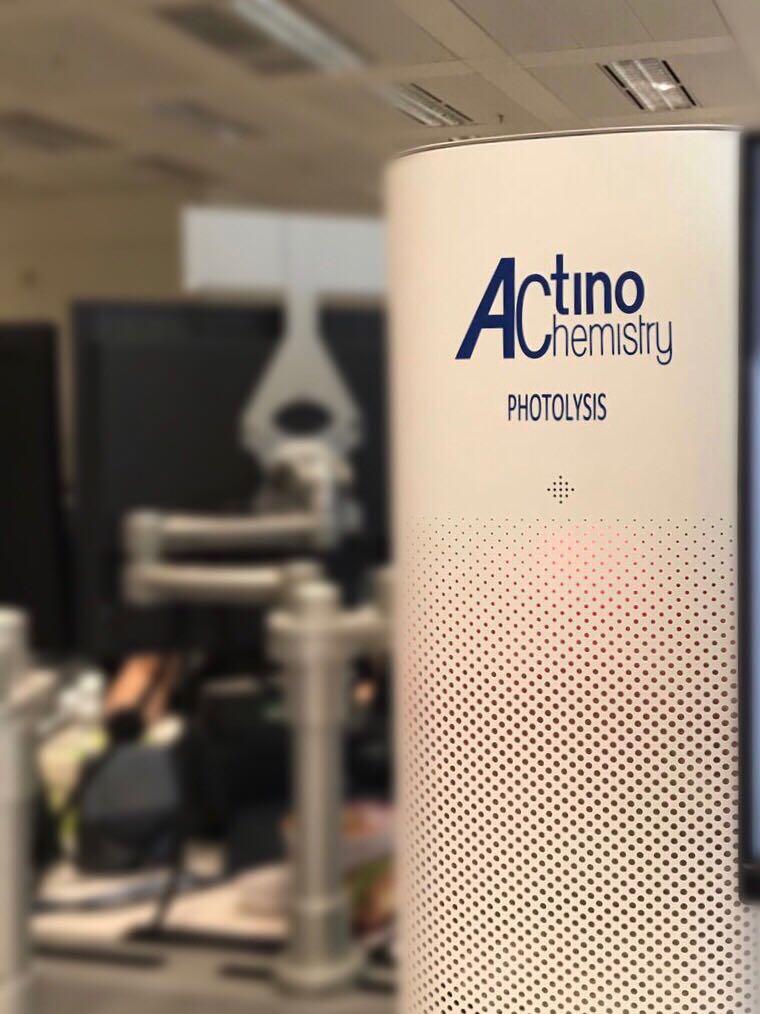 888香港Actino空氣淨化機