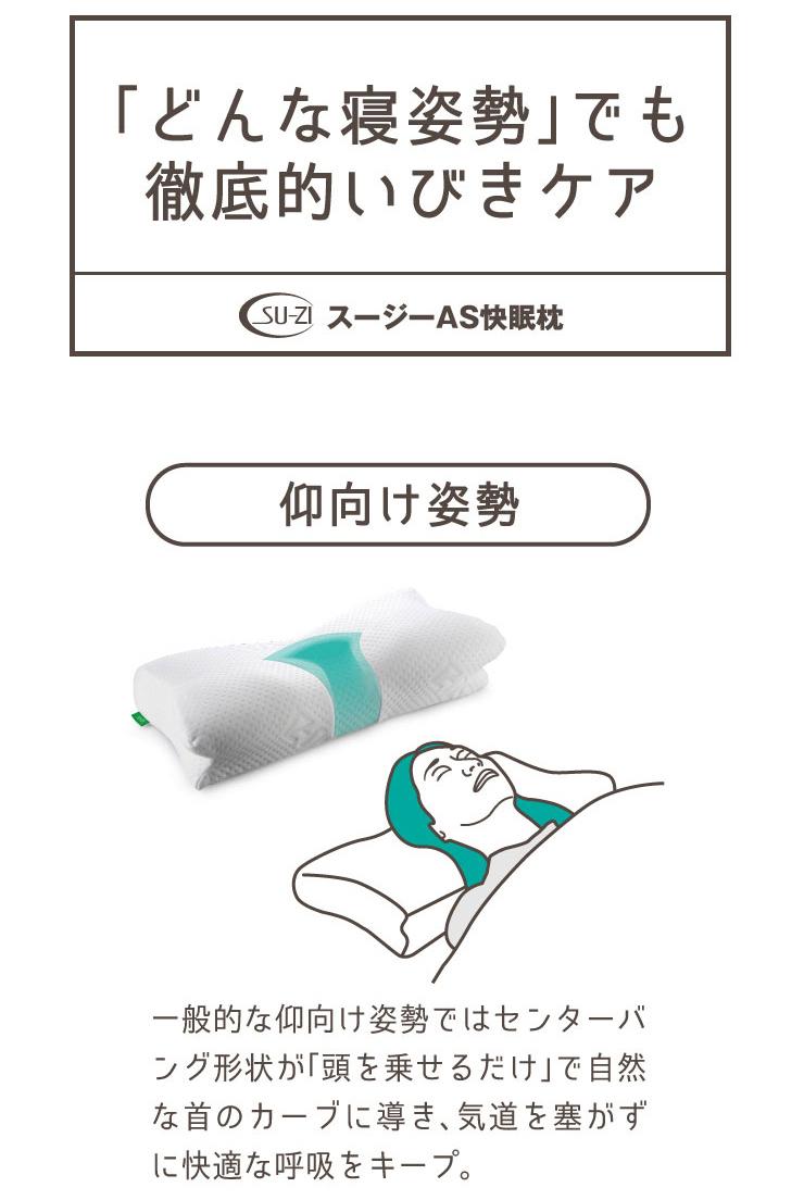 seven日本 AS 止鼻鼾 秒速入眠枕