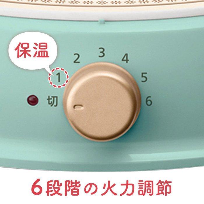 日本 IRIS OHYAMA Ricopa IH 打邊爐 電磁爐 -3