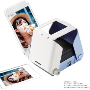 日本 Printoss 無需用電相片打印機10 copy