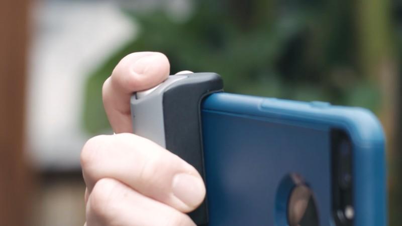 10美國ShutterGrip 一按拍照!影相從此更容易