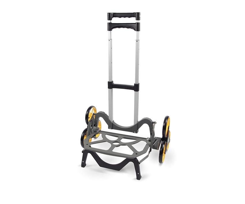 111美國 UpCart 超輕量摺疊爬梯手推車