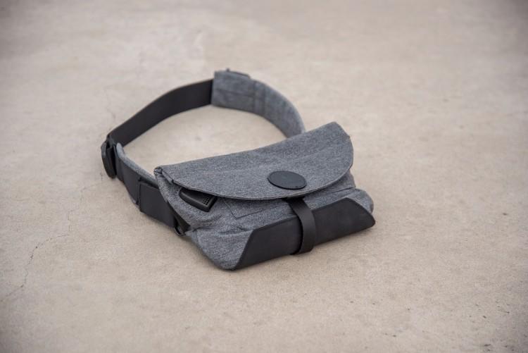 17澳洲Air Sling多功能防盜便攜側肩包