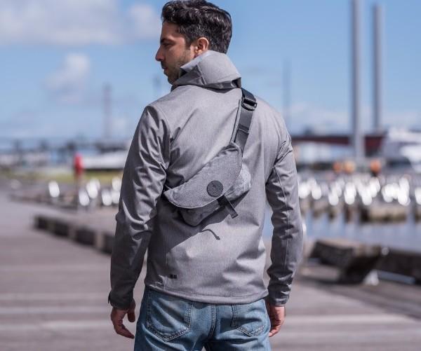 20澳洲Air Sling多功能防盜便攜側肩包