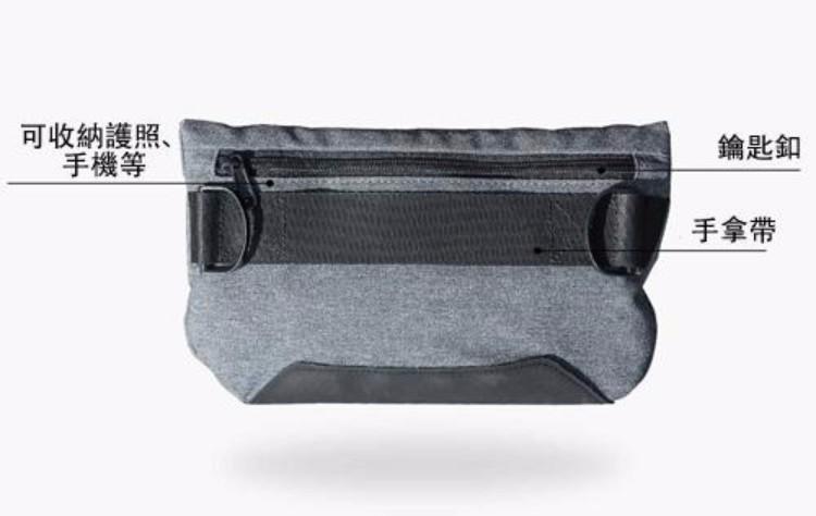 4澳洲Air Sling多功能防盜便攜側肩包