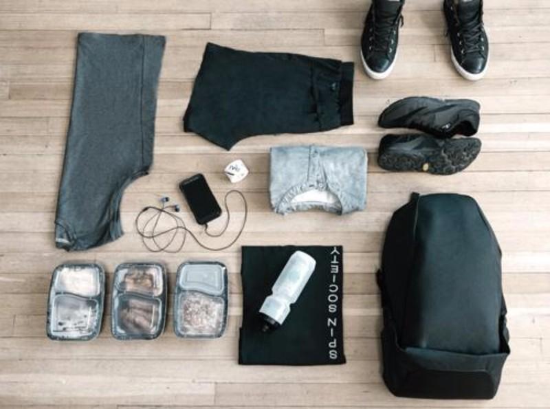 5加拿大LOCKER PACK 極簡機能背包