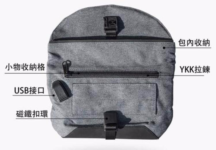5澳洲Air Sling多功能防盜便攜側肩包