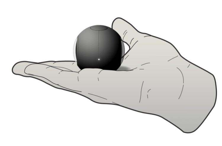 9台灣LUNA360最輕便 球體 全景攝影機