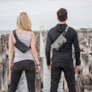 9澳洲Air Sling多功能防盜便攜側肩包
