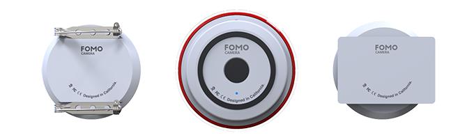 FOMO 隱形徽章相機3