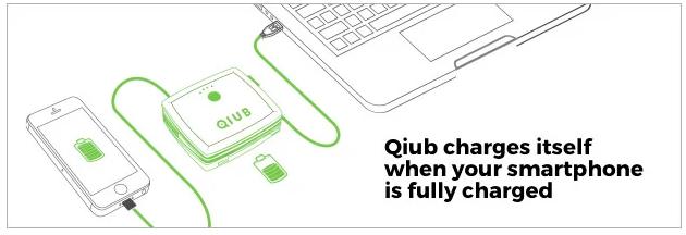 Qiub 3合1智能充電線1