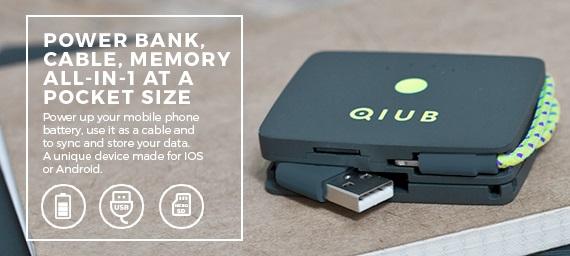 Qiub 3合1智能充電線7