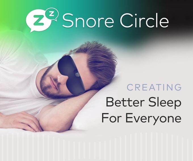 SNORE CIRCLE 智能止鼾眼罩 12
