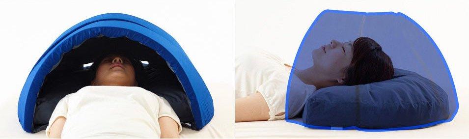 日本 IGLOO 吸音遮光 助眠罩6