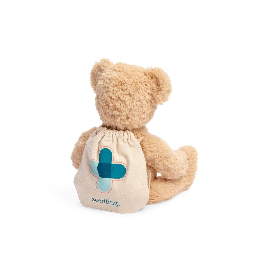 紐西蘭 Seedling Parker 擴增實境小熊1