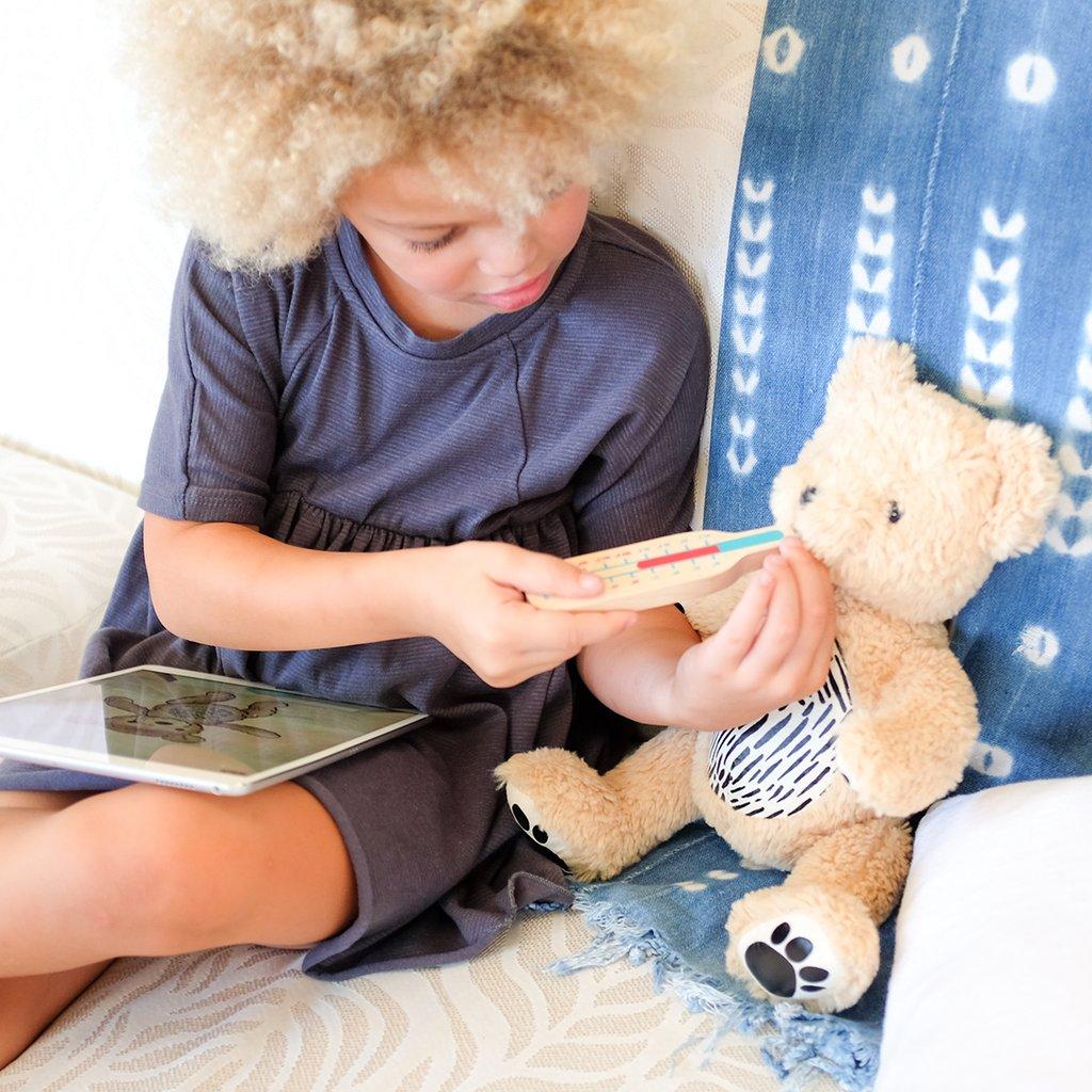 紐西蘭 Seedling Parker 擴增實境小熊12