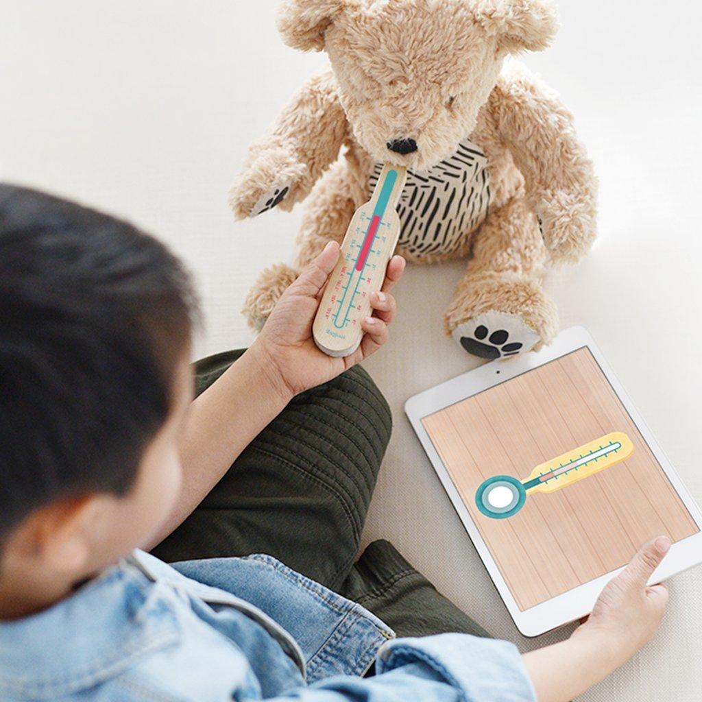 紐西蘭 Seedling Parker 擴增實境小熊3