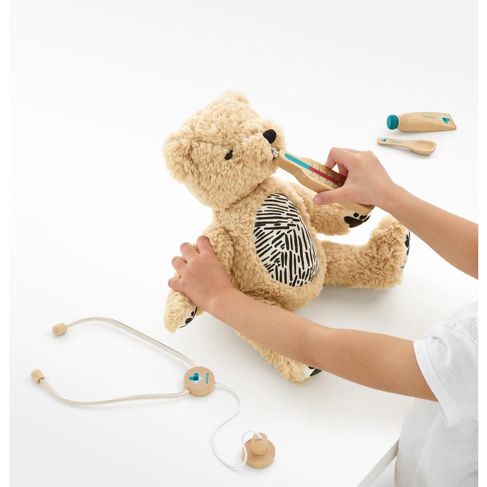 紐西蘭 Seedling Parker 擴增實境小熊8