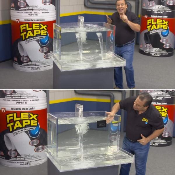 美國 FLEX TAPE 超強固修補膠帶18