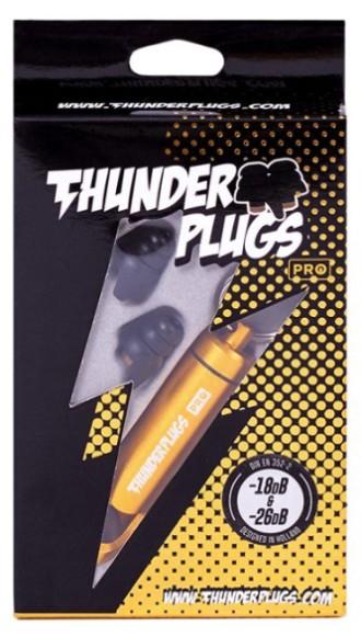 荷蘭 Thunderplugs 專業音樂降躁耳塞2