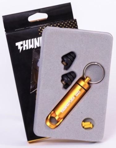 荷蘭 Thunderplugs 專業音樂降躁耳塞3