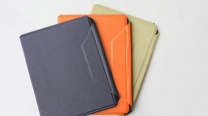 荷蘭 allocacoc A4收納式磁性筆記本 17