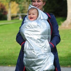 CarrybOo 嬰兒四季萬用披肩19