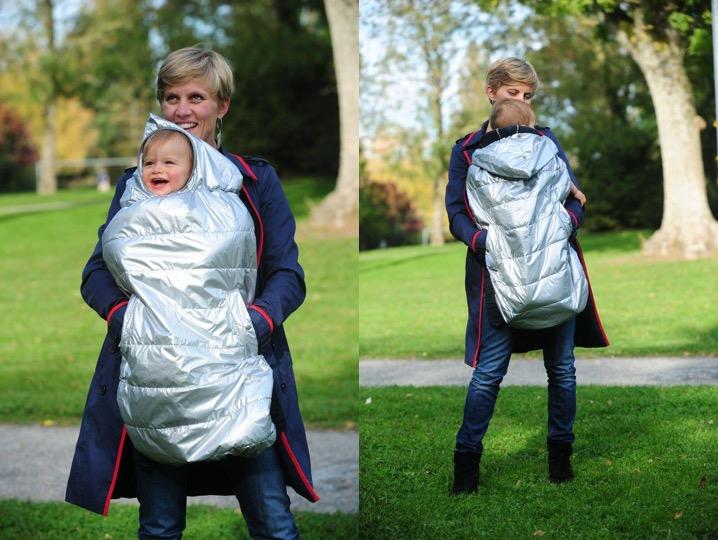 CarrybOo 嬰兒四季萬用披肩30