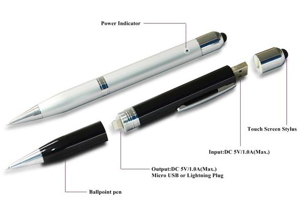 ChargeWrite 5合1充電筆3