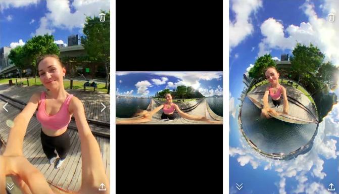 FusionLens 無須用電 360°手機鏡頭12