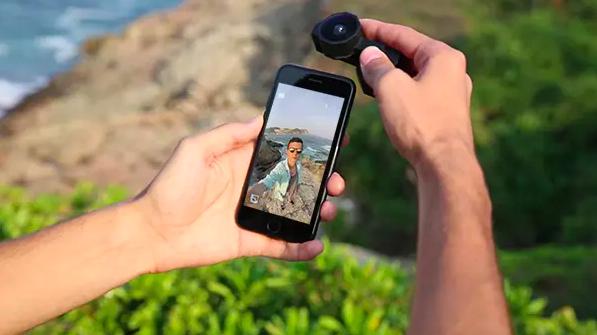 FusionLens 無須用電 360°手機鏡頭2