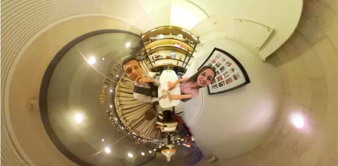 FusionLens 無須用電 360°手機鏡頭8