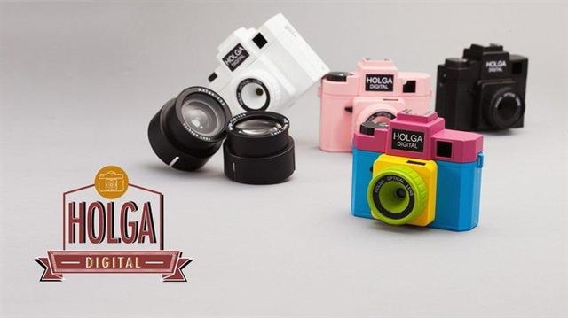 Holga Digital 玩具Lomo相機12